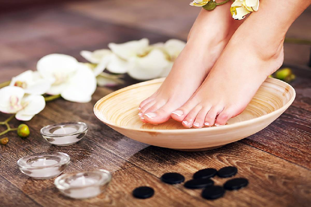 What is a Spa Pedicure