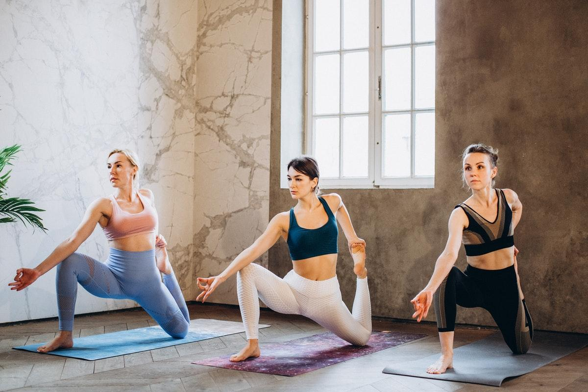 Body Balance To Improve Flexibility