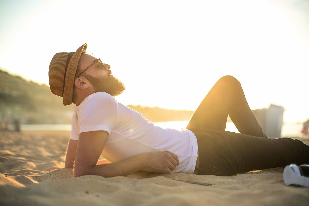 Care For Your Beard In Summer